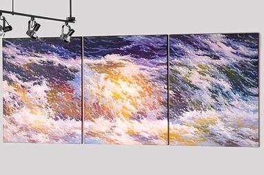 Peinture galerie Kamouraska