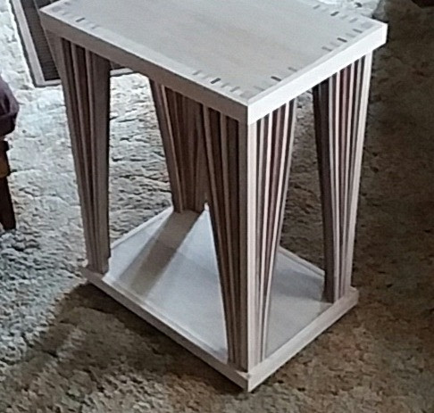 Branching End Table