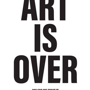 Industry Insight: Art is Over, Unless We Fight It - Stuart Semple in Conversation with Georgia Mann