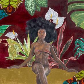 Portraiture Panel: Ruhkia Johnston, Naomi Boiko-Stapleton, Megan Smith & Harriette Lloyd