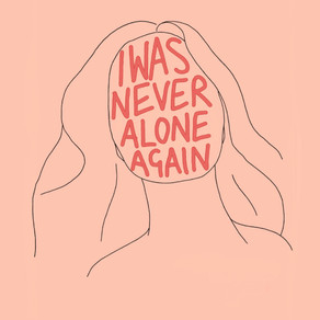 I Was Never Alone Again | A New Collection by Luna Pih