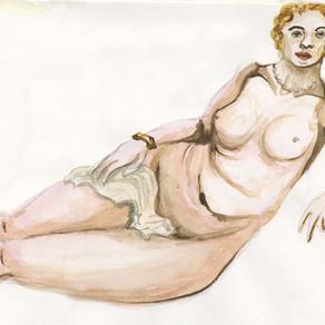 The Renaissance Nude and the Female Gaze | Flo Bull