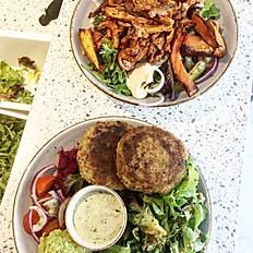 Vegan Falafel Bowl