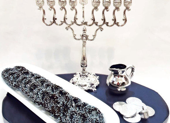 Chanukah Away From Home