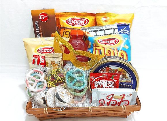 Purim Goody Goodness Basket