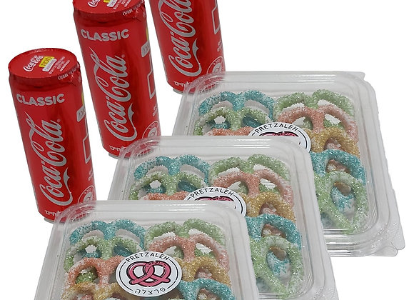 Mishloach Manot 3 Pack