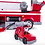 Thumbnail: PAW Patrol Ultimate Rescue Fire Truck with Extendable 2 ft. Tall Ladder, for Age