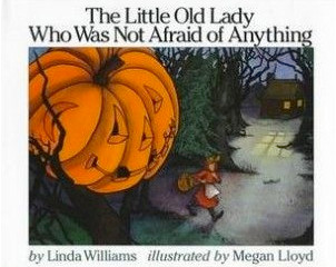 Must-Have Halloween Book: The Little Old Lady Who Was Not Afraid of Anything