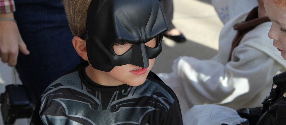 How to Help Parents of Kids on the Autism Spectrum Avoid the Dreaded 'Costume Battle' this Halloween