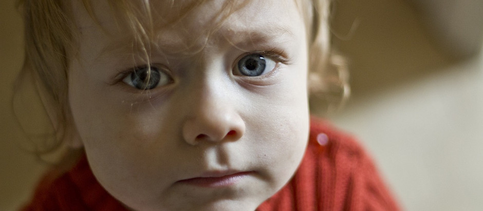 Why Children Don't Talk to You When They're Crying - The Eggs in a Basket Analogy for  SLPs