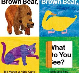 Why Brown Bear is One of the Greatest Books for Toddlers