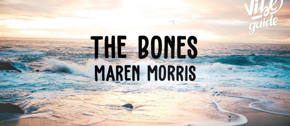 """How to Use """"The Bones"""" by Maren Morris to Teach Families About Autism"""