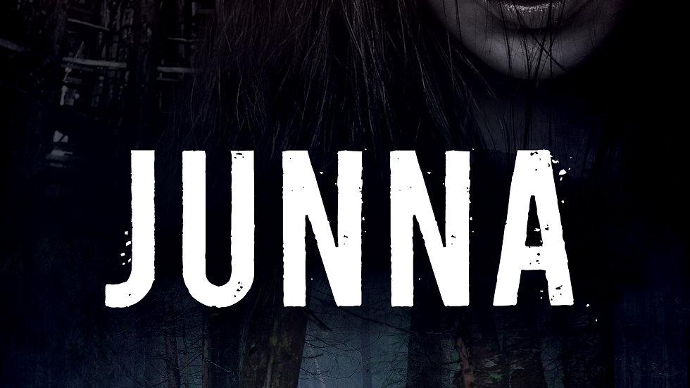 Junna (PRE-ORDER Autographed Copy)