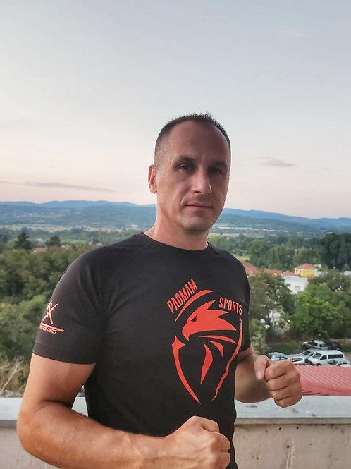 PADMAM Sports atmungsaktives T-Shirt Training