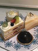 ケーキ4個セット