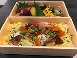 旬菜ちらし寿司弁当