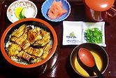 鰻ひつまぶしセット(宮崎産)