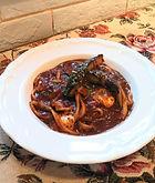 生パスタ(フェットチーネ)モッツァレラチーズとなすのラグーソース
