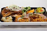 チキンステーキ&チキンライス~オリジナル和風ソース~