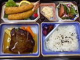 常陸牛ヒレステーキ&海老フライ弁当