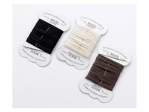 Lincoln Plaiting Thread (card)