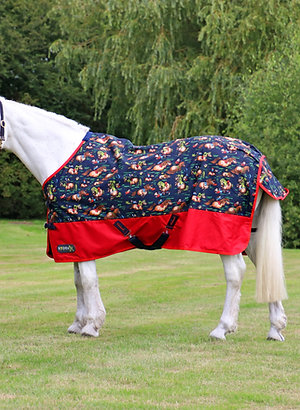 Thelwell Collection - StormX 0G Turnout Rug