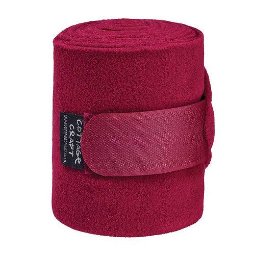 Cottage Craft Fleece Bandages (SET)