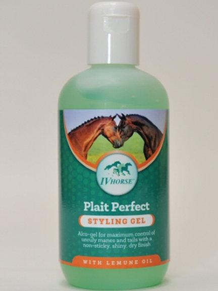 IV Horse Plait Perfect Plaiting Gel