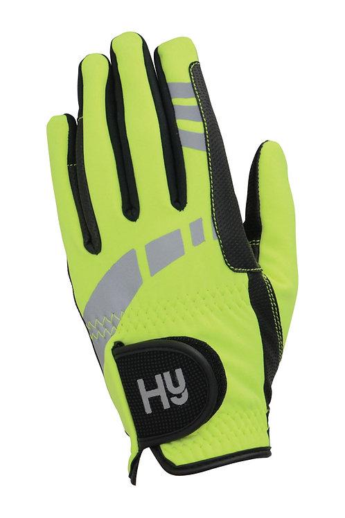 Hy5 Extreme Reflective Softshell Gloves