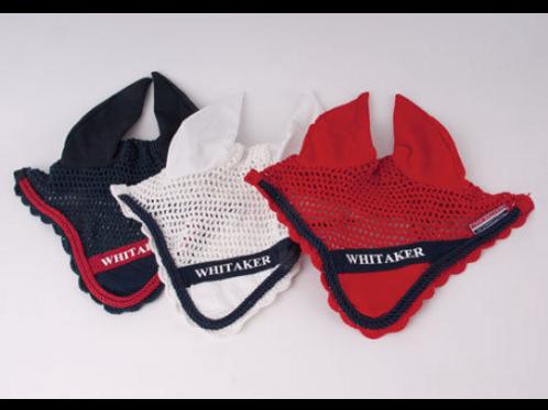 John Whitaker Silicone Fly Veil White