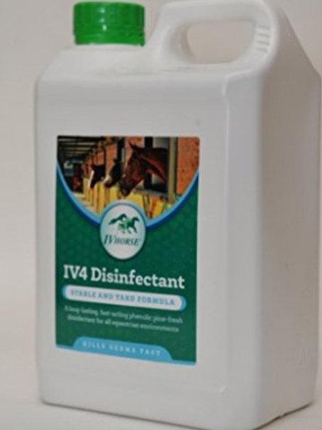 IV Horse IV4 Disinfectant 2.5 ltr