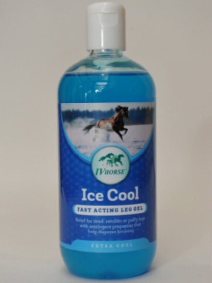 IV Horse Ice Cool Fast Acting Leg Gel