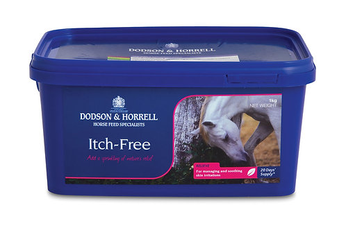 Dodson and Horrell Itch Free