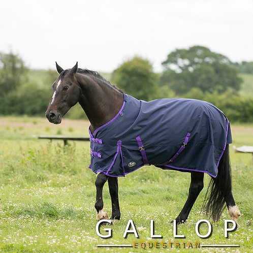 Gallop Trojan Lite-Weight Standard Turnout Rug