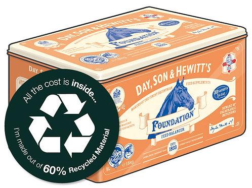 Day, Son & Hewitt Foundation 1.8kg tin