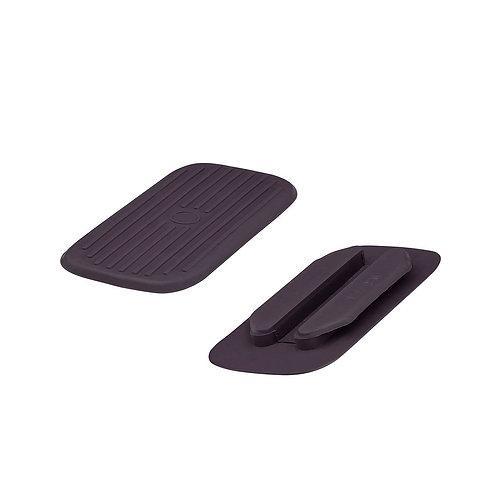 Stirrup Treads POSB BLACK
