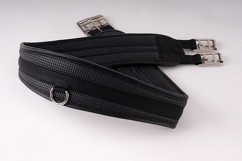 Rhinegold Synthetic Comfort Girth Black