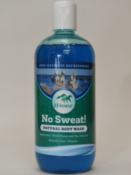 IV Horse No Sweat! Natural Body Wash