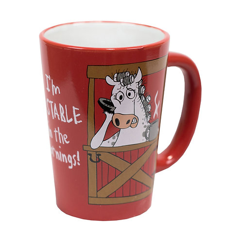 LazyOne Mug - I'm Unstable In The Morning