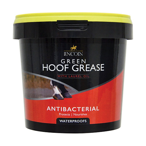 Lincoln Green Hoof Grease 1 ltr