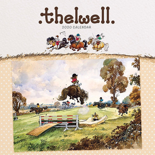 Thelwell 2020 calender