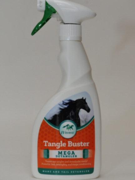 IV Horse Tangle Buster Mega Detangler Trigger Spray