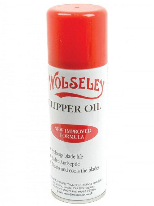 Wolseley Clipper Oil Spray 200ml