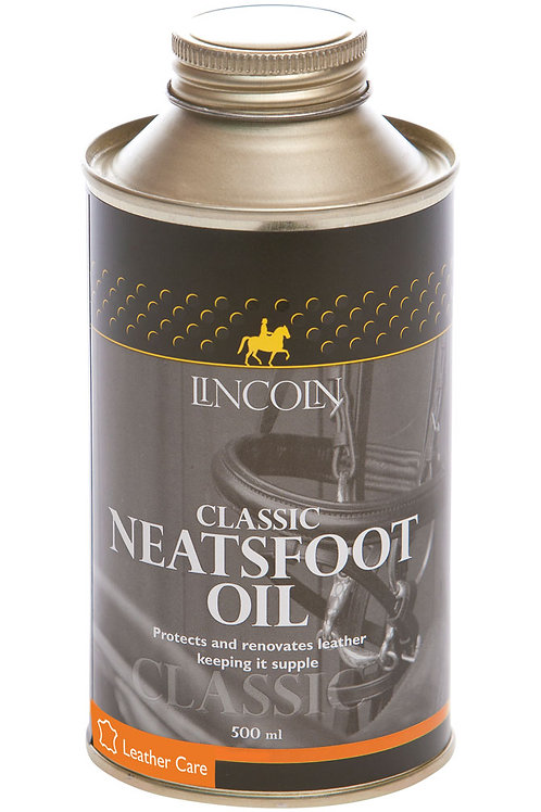 Lincoln Classic Neatsfoot Oil