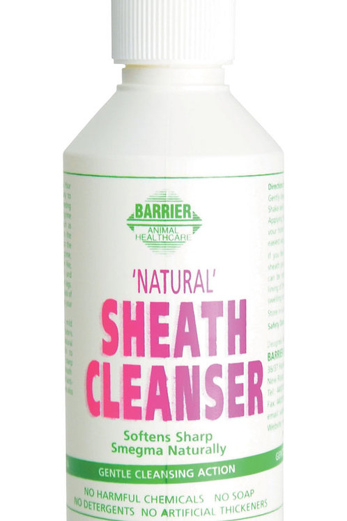 Barrier Natural Sheath Cleanser