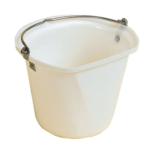 Stubbs Stable Bucket (Flat back) 14l