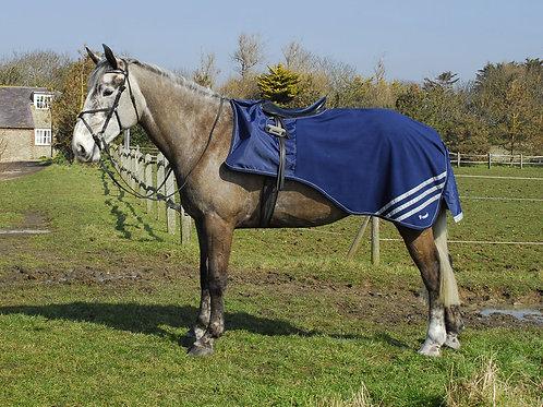 Rhinegold Fleece Cut Away Ride On Rug