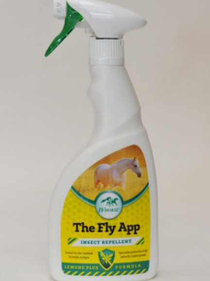 IV Horse The Fly App Lemune Plus Insect Repellent