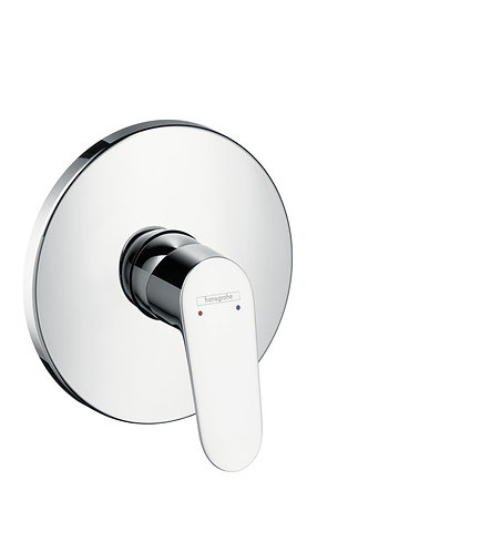 HANSGROHE DECOR SHOWER MIX.CONC.F-SET CHR.