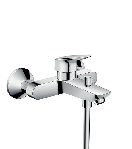 HANSGROHE LOGIS EXPOSED BATH MIXER CHROME